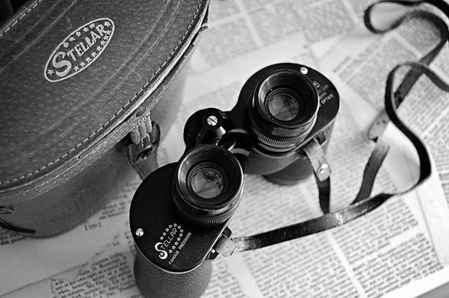 jumelles vision nocturne pour observation